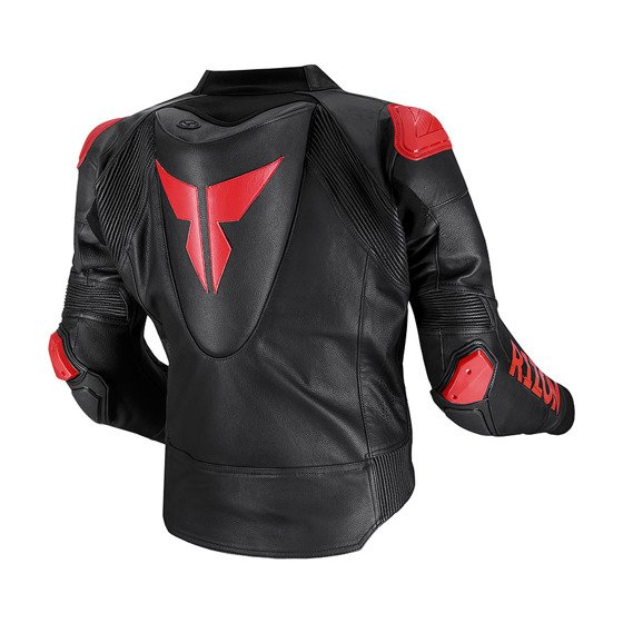 Motorcycle Leather Suit DAINESE AVRO D2 2 PCS